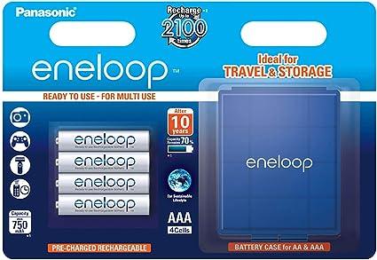 Panasonic Eneloop Ready To Use Ni Mh Akku Aaa Micro Elektronik