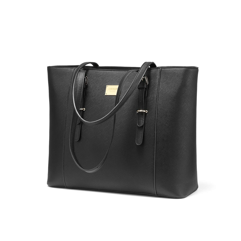 53d55143e3b Laptop Bag 15.6 Inch Large Women Tote Bag Gym bag Travel Shoulder bag Large  Office Handbags Briefcase Fit 15.6 Inch Laptop for ...