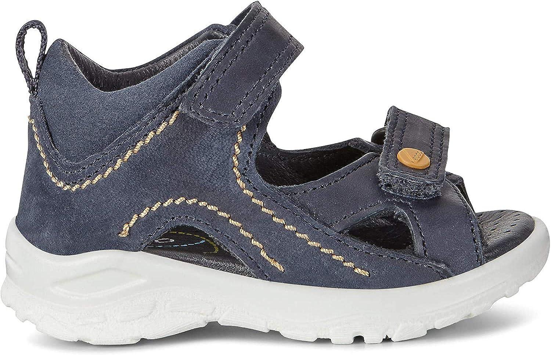 ECCO Baby Boys' Peekaboo Sandals