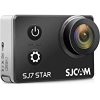 SJCAM SJ7/SJ8 Pro Star Action Cam Sports Camera 2.0 Inch Touch Screen 4K@30FPS WiFi Ambarella A12S75 Sony IMX117 30m Underwater Waterproof Digital Camera Gyro Stabilization