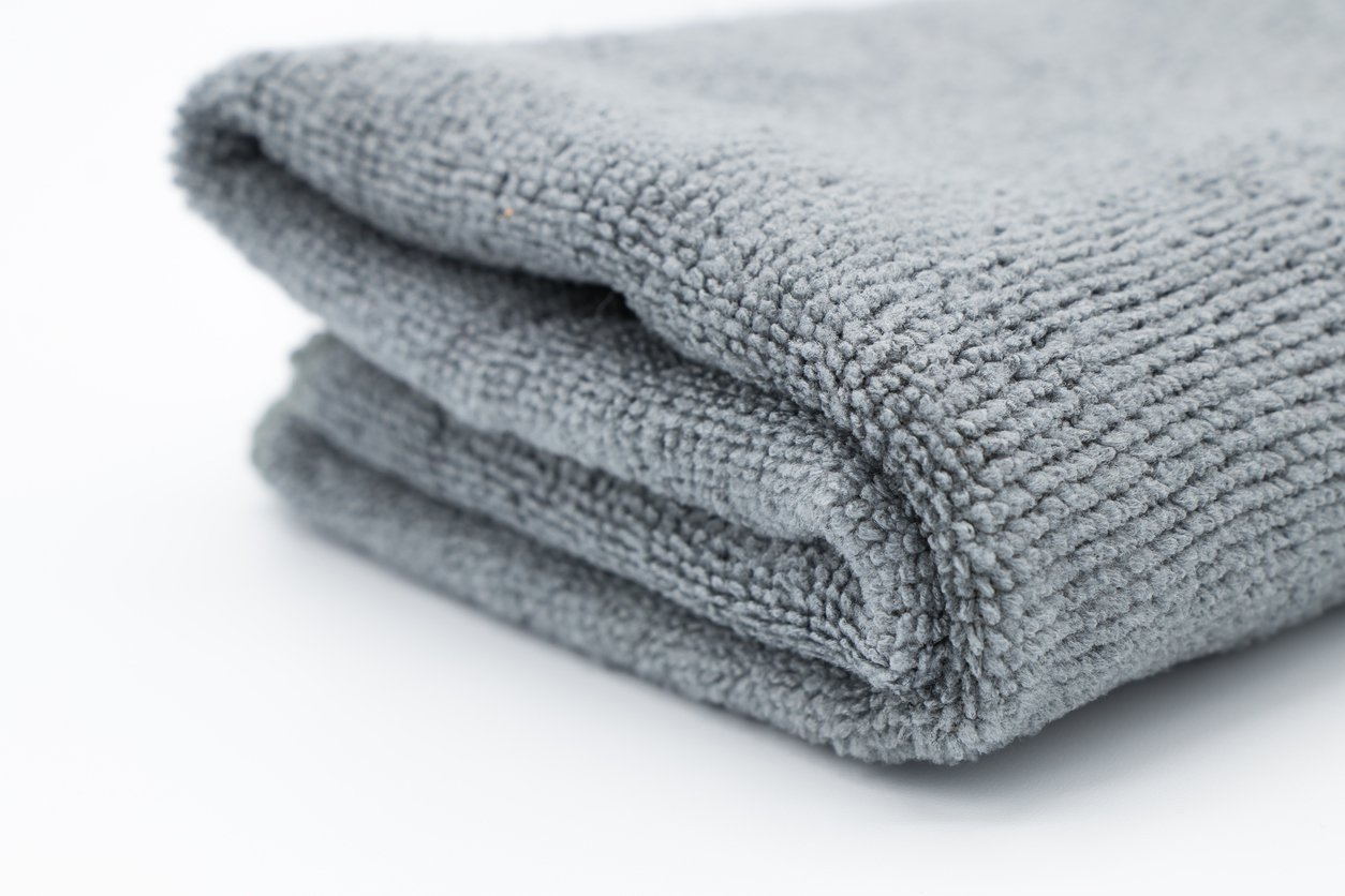 Salon Quality Microfiber Towel - Grey 16''X29'' (20-Pack)-Name brand quality at whole sale price!! (Grey) by Private Label (Image #1)