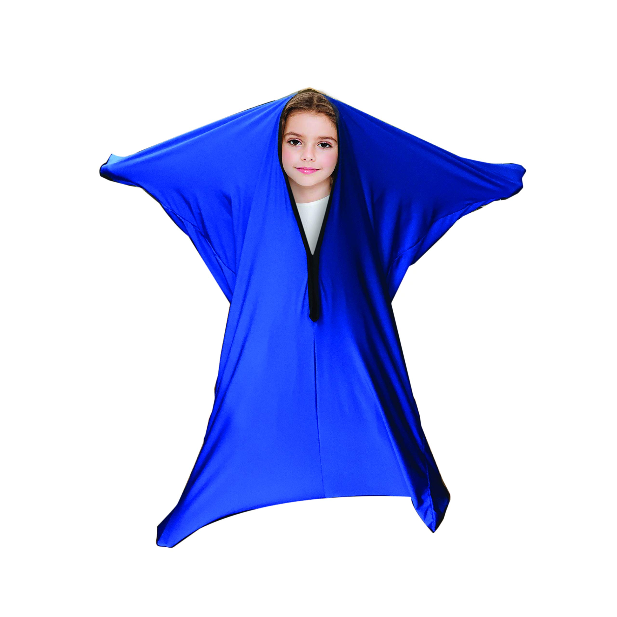 Colorscok Body Sock Sensory Sox - Deep Pressure Stimulation for Children with Sensory Proceessing Disorders, Blue