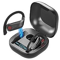 Deals on YALFEN 5.0 Wireless Headphones w/2000mAh Charging Case