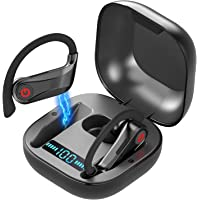 YALFEN Bluetooth 5.0 Wireless Earbuds With 2000mAh Charging Case