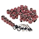 SUMAJU 66 Pieces Drum Sanders Set Including 60