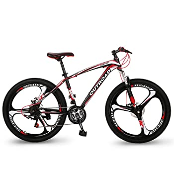 Max4out 26 in 21-speed Mountain Bike