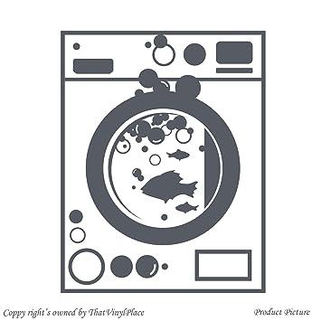 Peces, peces, para acuarios, acuarios, lavadora, de lavado Mashines (59
