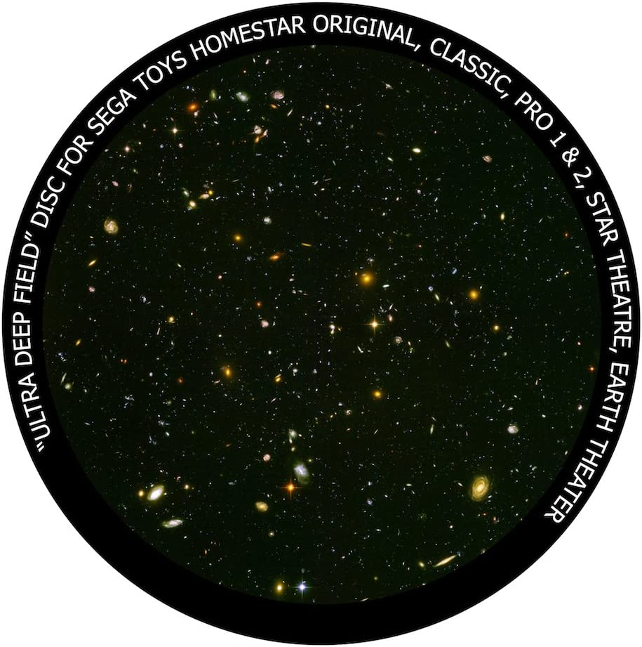 Ultra deep Field - disc for Sega Toys Homestar Classic/Flux/Original Planetarium