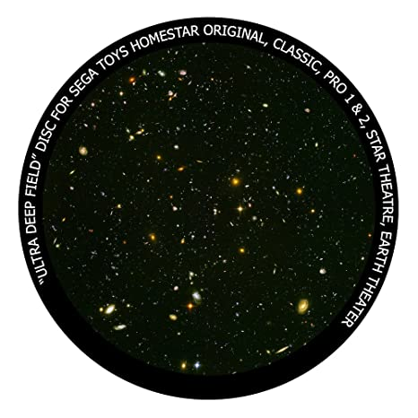 Amazon.com : Ultra deep field disc for Segatoys Homestar Pro 2 ... on home heaven, home dance, home golf course, home imax, home film, home casino, home playground, home hospital, home games, home nyc, home lake, home photography, home zoo, home home, home observatory, home laboratory, home gymnasium, home pool, home stars, home chemistry,