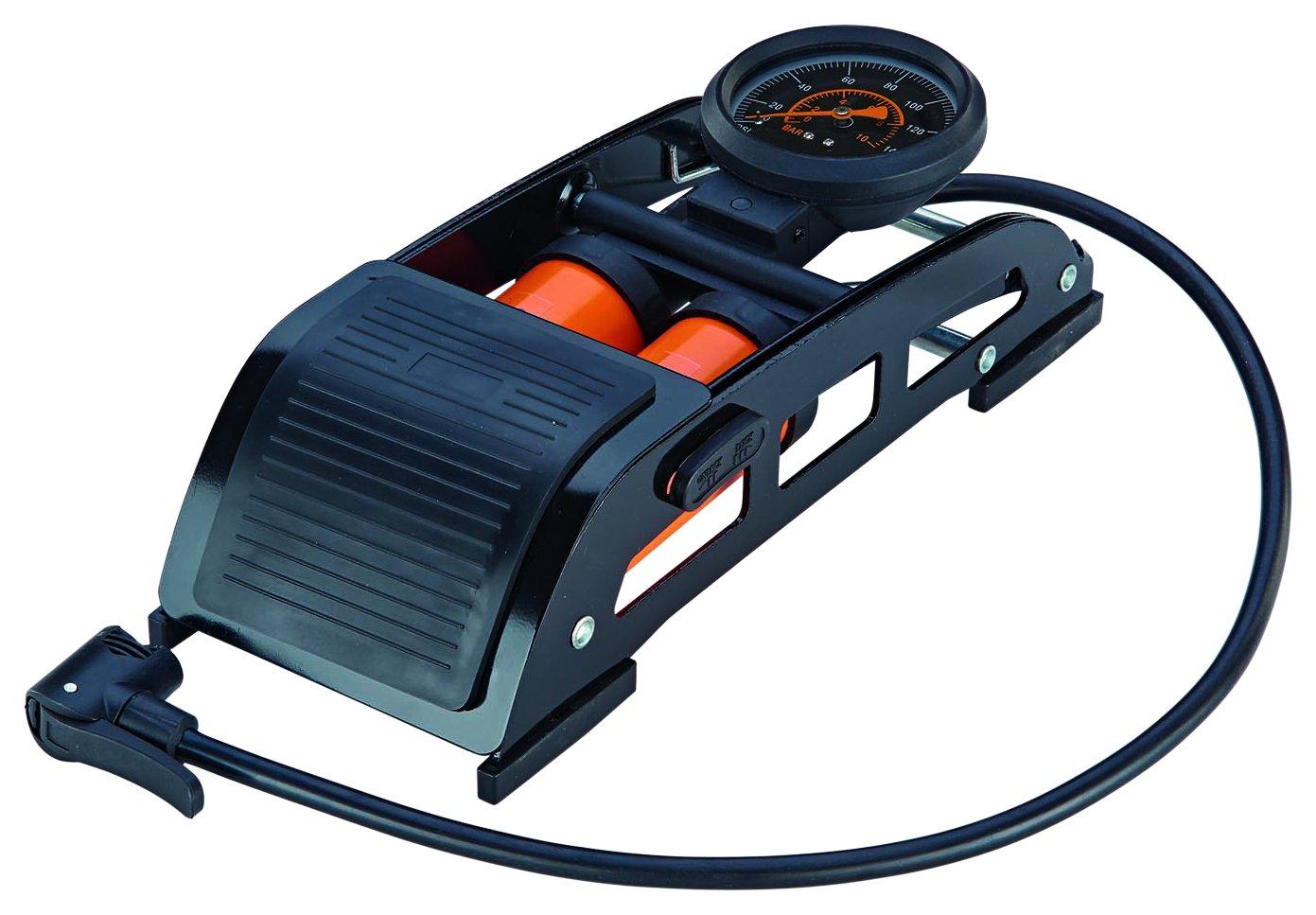 L /Black Prophete Uni Foot Pump Air pump/