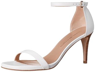 5ae48ee7dc4 Amazon.com  Stuart Weitzman Women s Nunaked Heeled Sandal  Shoes