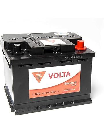 12V Bater/ía para coche Tudor Exide HIGH-TECH 47Ah Dimensiones: 207 x 175 x 175 Borne derecha.