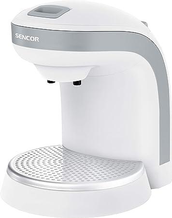 Sencor SCE 2001WH 2001WH-Cafetera (2 boquillas, Capacidad para 0,3 ...