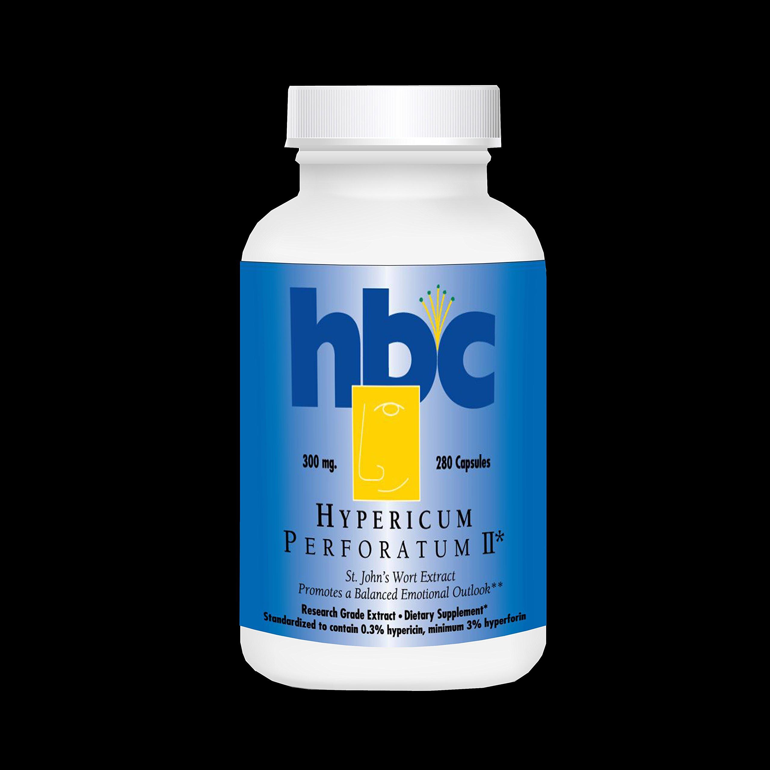 Hypericum Perforatum II - 280 Tablets! 11 Cents a Tablet! Continuity Saver Plan