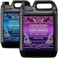 Dirtbusters limpia y deodorise Berry Fresh y Primavera