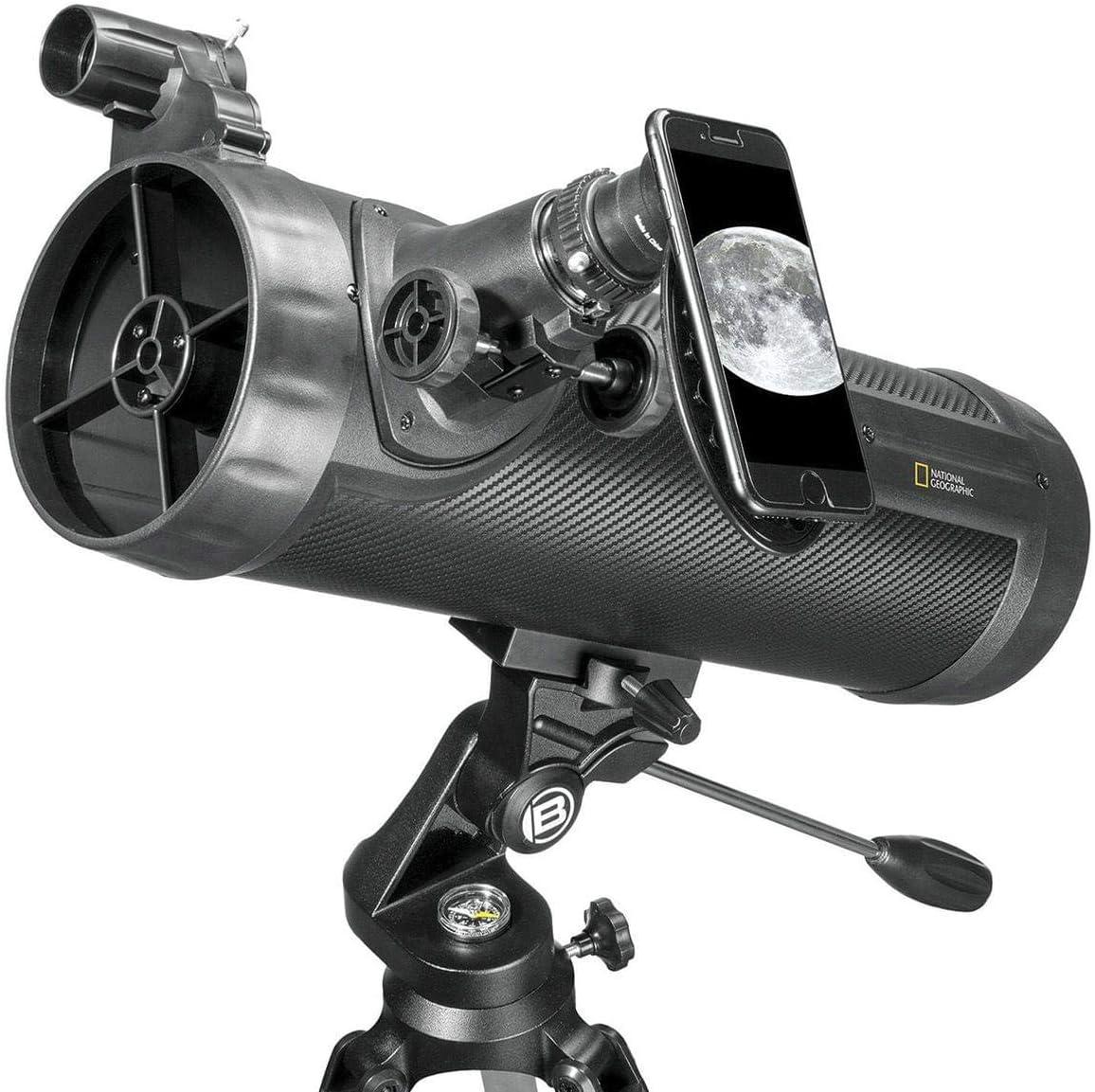 National Geographic Explorer 114mm Reflecting Telescope: Amazon.es ...