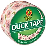 Duck 285222_PARENT Printed Duct Tape, Vintage Floral
