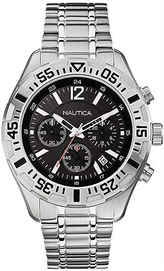 87885f6c8f8f NAUTICA NST relojes hombre A19628G  Amazon.es  Relojes