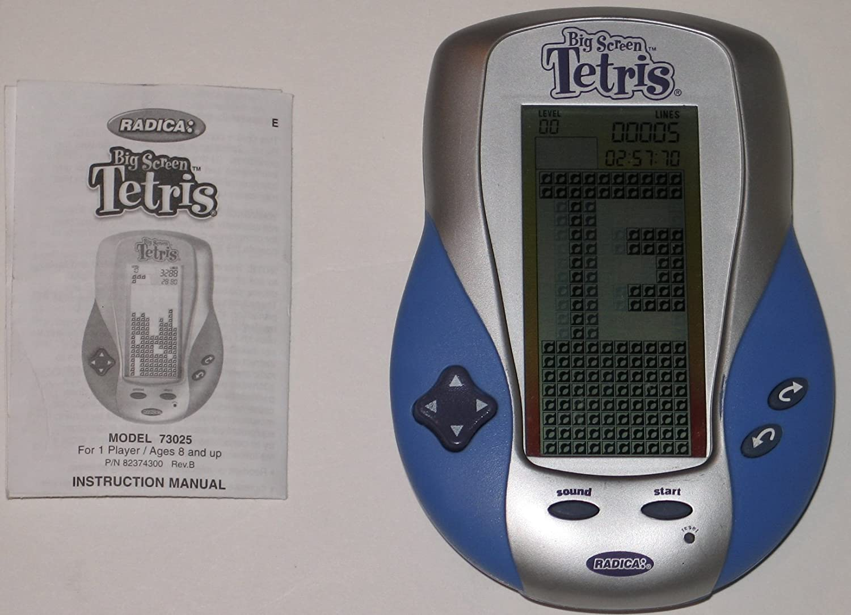 【70%OFF】 [テトリス]Tetris Big Screen 3 Games Games in One 73025 73025 [並行輸入品] One B0000U2GE8, 酒本舗はな:48df58b7 --- arianechie.dominiotemporario.com
