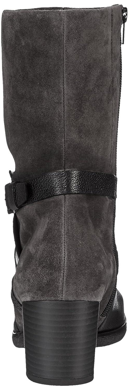 Micro schw//dkgrey Gabor Women Ankle Boots Grey, 72.834.37