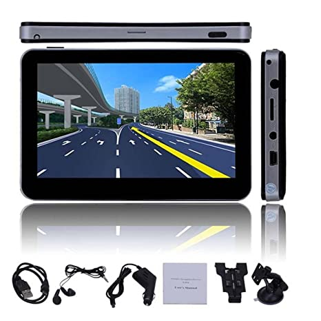 audew 5 4 GB HD Touch Screen GPS Navegación dispositivo Auto Navegación