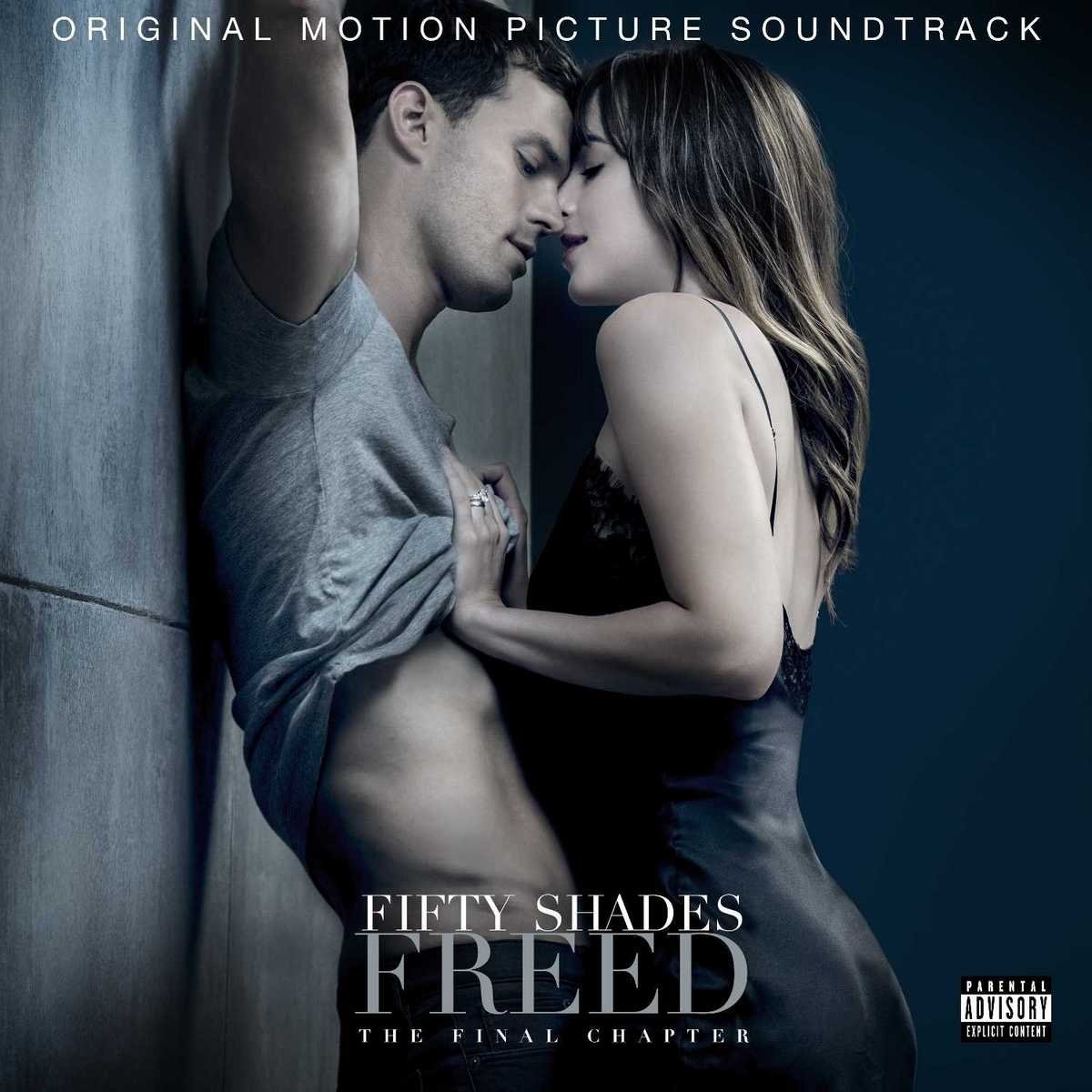 Various Artists - Fifty Shades Freed (Original Motion Picture Soundtrack) -  Amazon.com Music