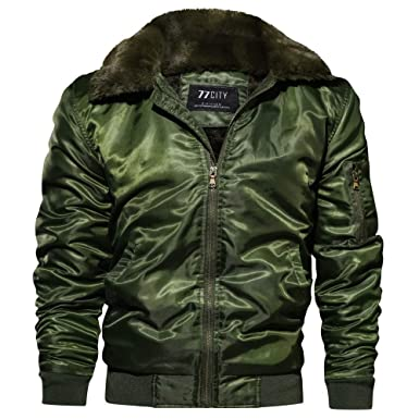 Amazon.com  Mens Flight Jacket 9ff97969476