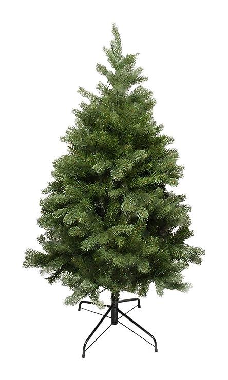 Noble Fir Christmas Tree.4 Noble Fir Full Artificial Christmas Tree Unlit