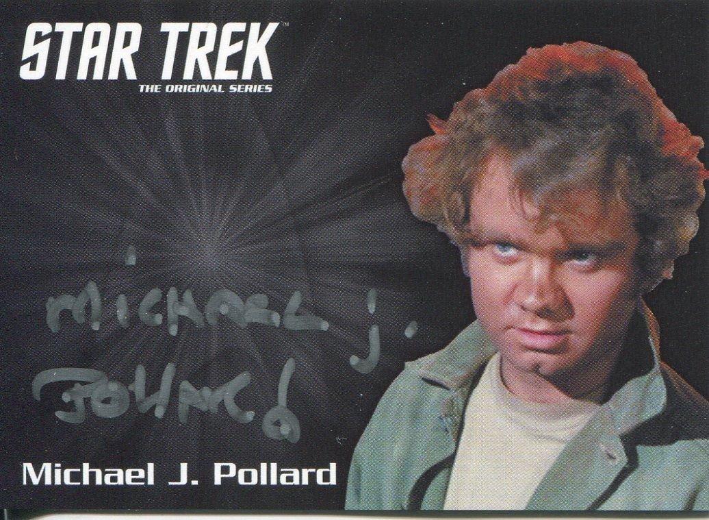 "Image result for michael j pollard star trek"""