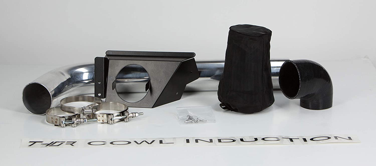 Trail Head Off Road Cowl Intake Cherokee//Comanche Intake Kit 91-01 with Pre-filter Cold Air Intake system