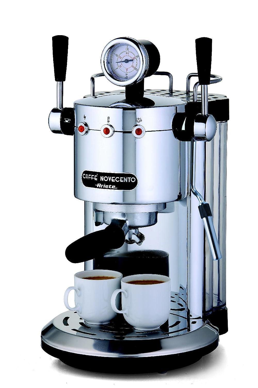 Ariete CAFFÈ NOVECENTO Máquina espresso 1L 2tazas Plata - Cafetera ...