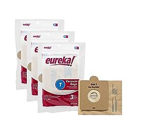 Genuine Eureka Style T Vacuum Bag 61555B - 9 bags