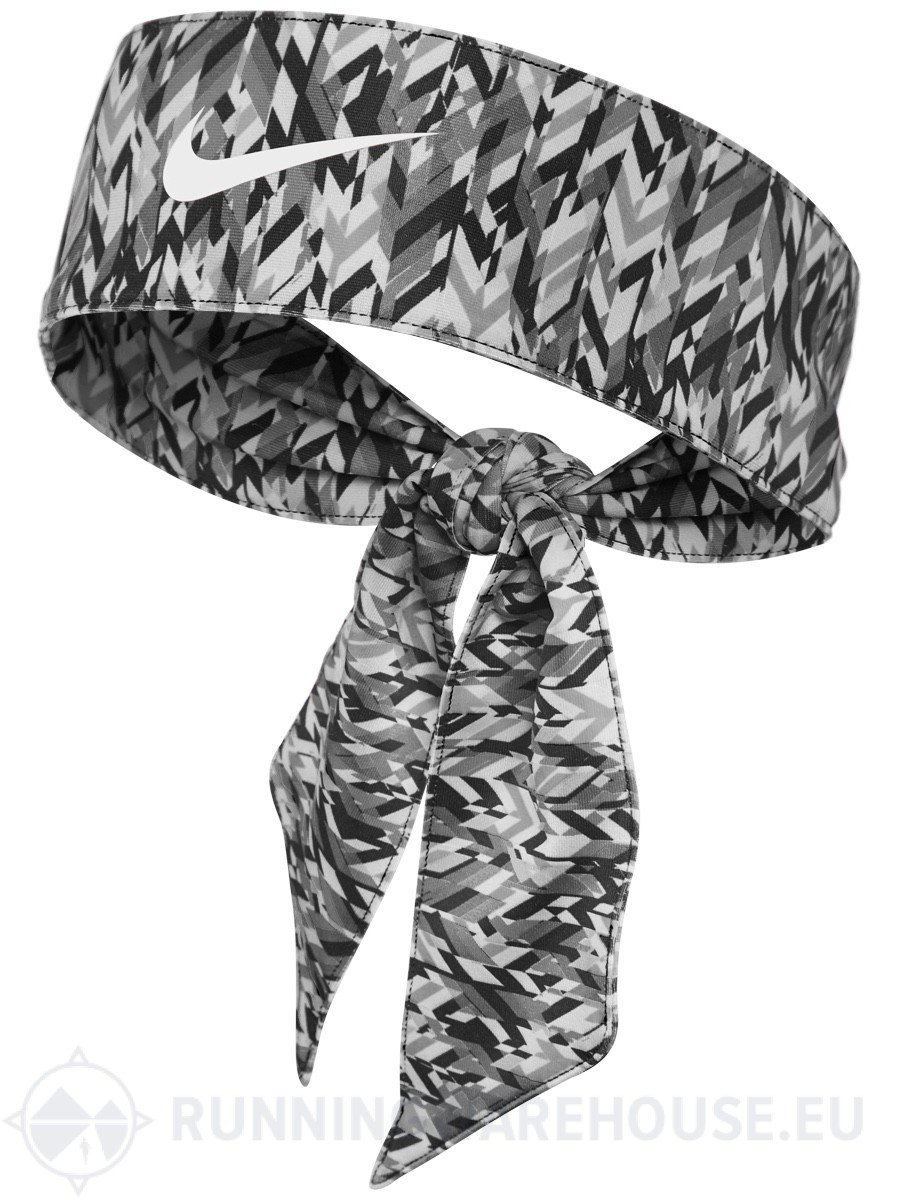 Nike Printed Head TIE 2.0 - Light Bone/Pale Grey