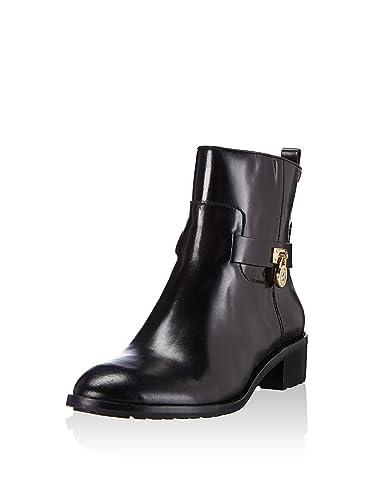 Stiefelette 39 5us Boot Ankle Eu Ryan Schwarz Michael Kors IDYWH29E