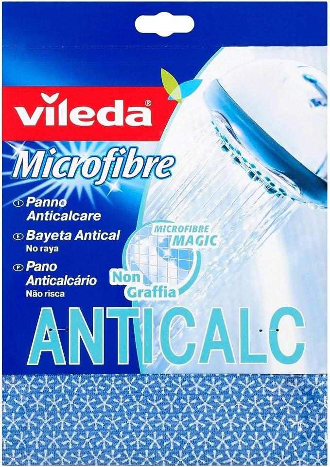 Vileda - Bayeta de microfibras antical, 2 unidades: Amazon.es ...