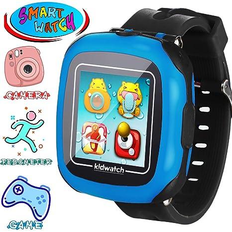 Amazon.com: 2019 Game Watch Smart Watch for Kids Girls Boys ...