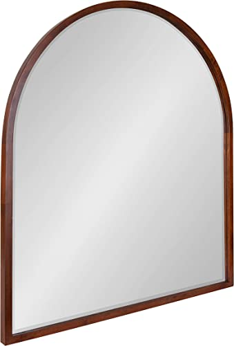 Kate and Laurel McLean Modern Arched Framed Wall Mirror