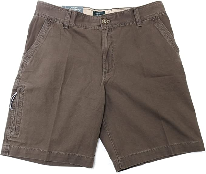G.H Bass /& Co Mens Terrain 10 Canvas Short