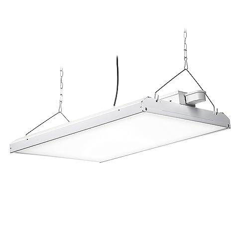 Hyperikon LED High Bay Light Fixture, Motion Sensor Included, 165W ...