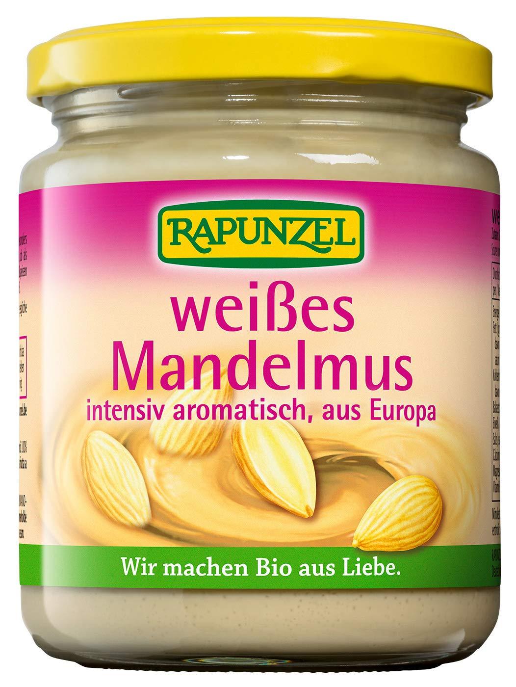 Crema de Almendras tostadas Rapunzel 250 g: Amazon.es: Hogar