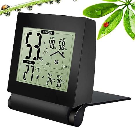 hygrometre digital fiable