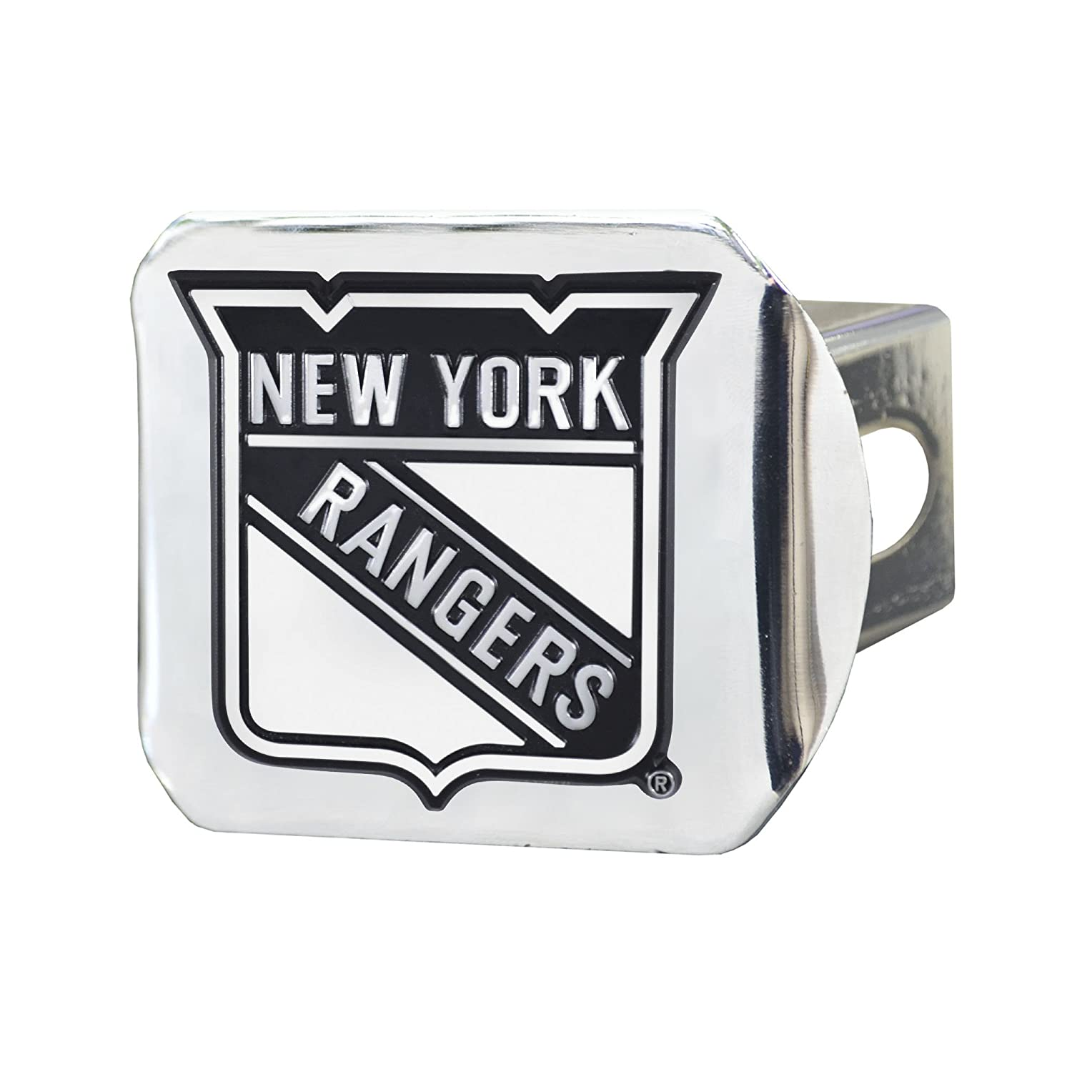 FANMATS 17168 NHL New York Rangers Hitch Cover
