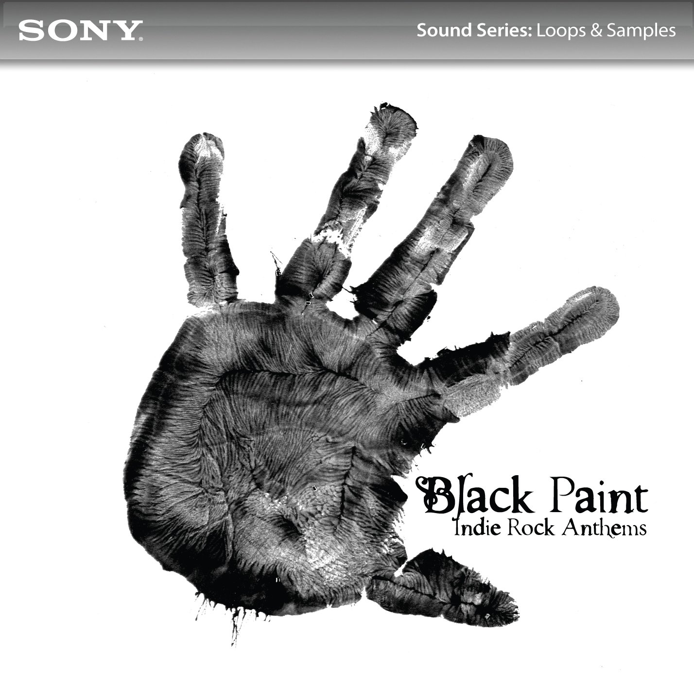 Black Paint: Indie Rock Anthems [Download] Sony Creative Software DLC20