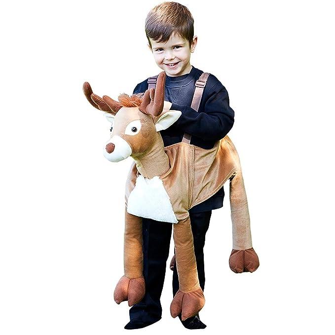 Amscan Los niños montan en Traje de Disfraces de niños y ...