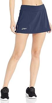 TALLA XXL. Asics The Attacker Sarong Short Falda pantalón para Mujer
