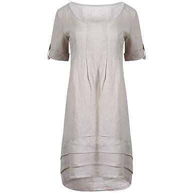 03d75ec2849 Ladies Italian linen dress 10