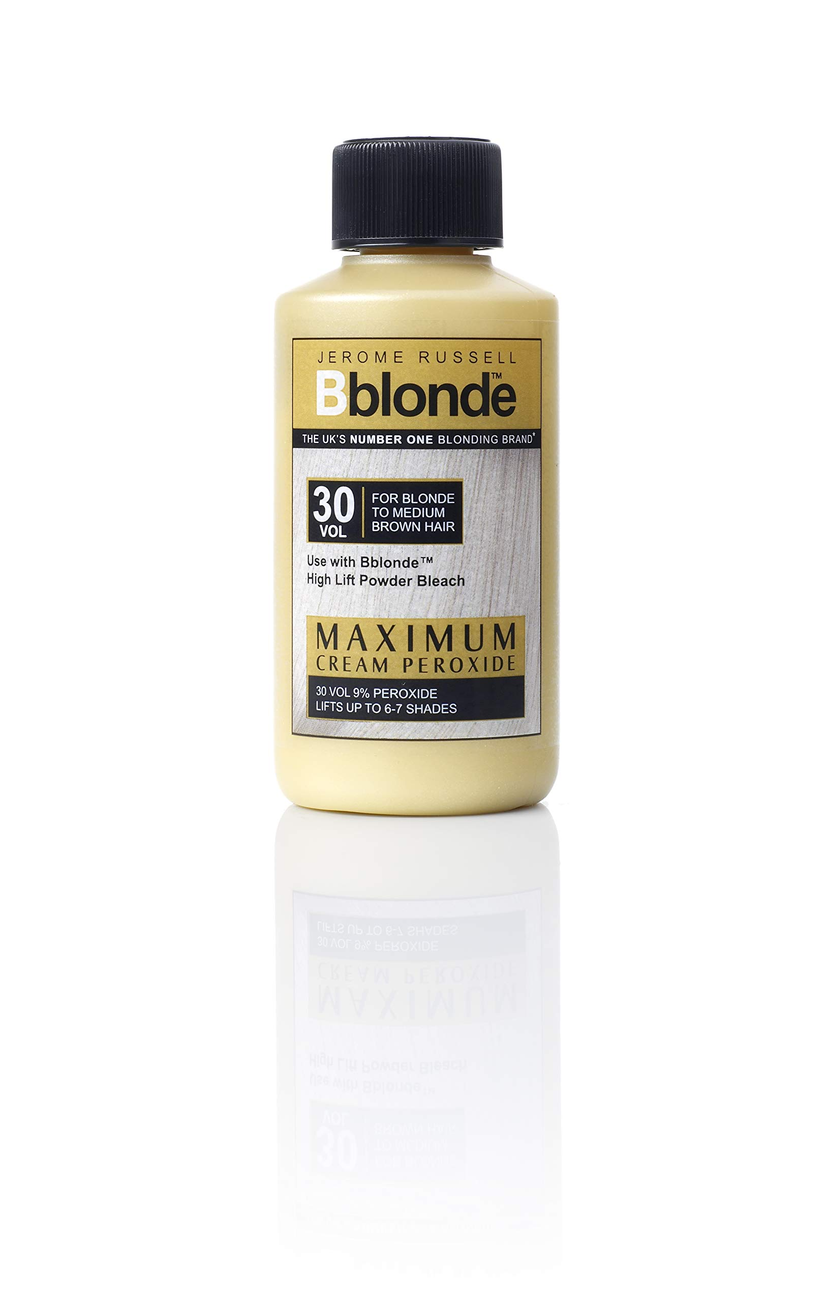 Jerome Russell Bblonde Maximum Lift Cream Peroxide 30 Vol(Packaging May Vary)
