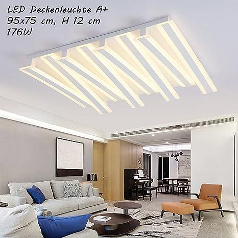 nxw812 - Lámpara de techo LED con mando a distancia es la ...