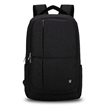 Amazon.com : Oiwas Water Resistant Nylon Business Laptop Backpack ...