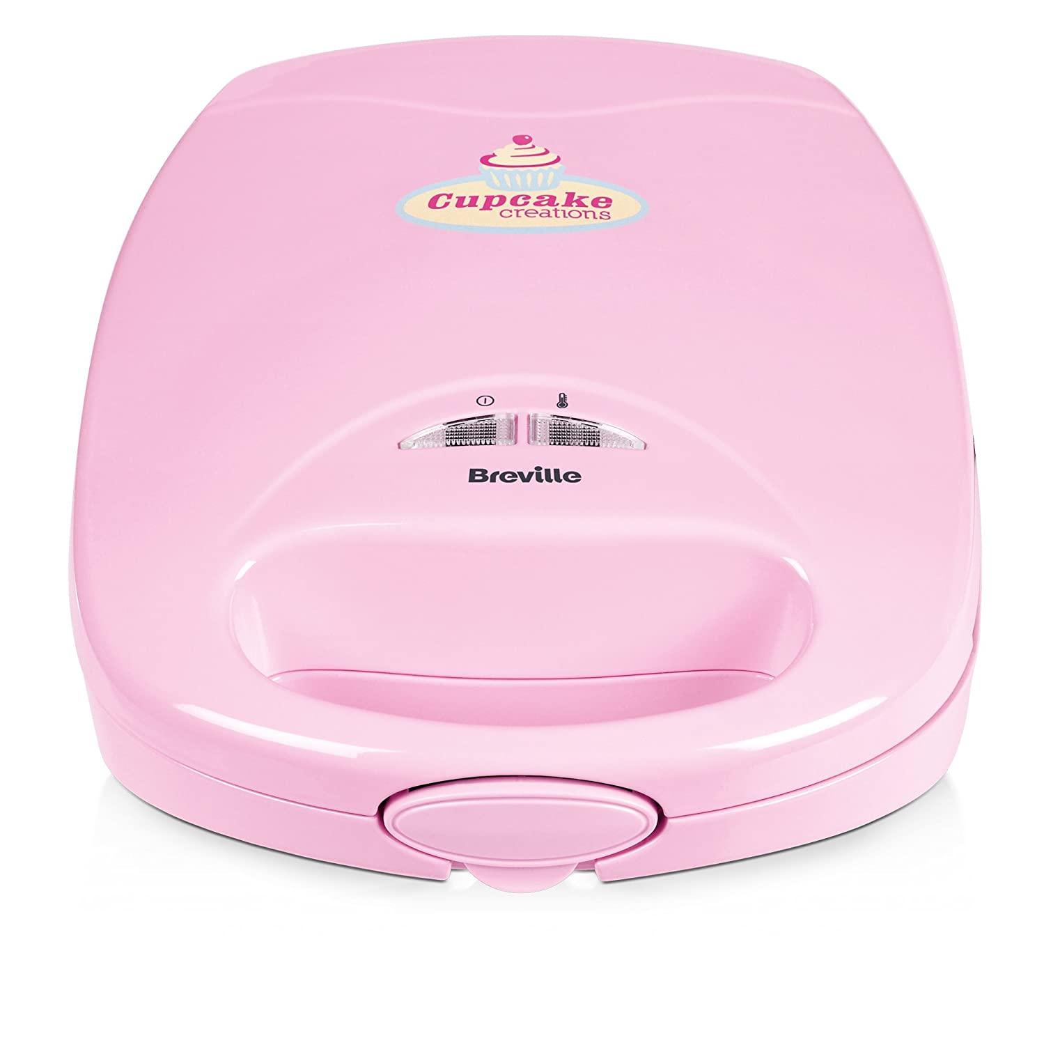 breville vtp159 cupcake maker with accessories pink